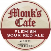 Monk's Cafe Flemish Sour Ale / Монкс Кафе Флэмиш Сауэр Эль, кега 20 л