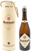 Westmalle Trappist Tripel gift tube, 0,75