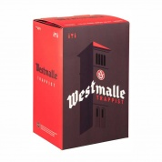 Westmalle Trappist gift pack (2*0,33)