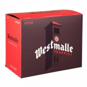 Westmalle Trappist gift pack (6*0,33) new