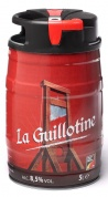 La Guillotine, 5 L mini-keg