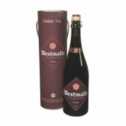 Westmalle Trappist Dubbel gift tube, 0,75