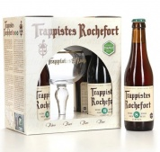 Trappistes Rochefort gift pack (4*0,33)