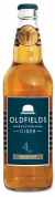 Oldfields Medium Dry Cider, 0,5