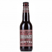 Raspberry dipping Chocolate dripping super trouper Porter, 0,33