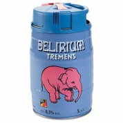 Delirium Tremens, 5 L mini-keg