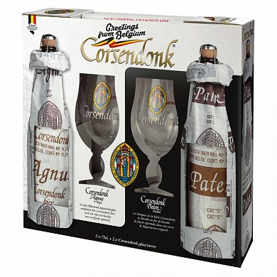 Corsendonk gift pack (2*0,75)