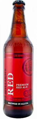 Williams Red, 0,5
