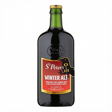 St. Peter's Winter Ale, 0,5